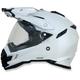 Pearl White FX-41DS Helmet