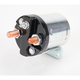 Early Zinc-Plated Single Bracket Solenoid - 40111