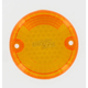 Replacement Amber Turn Signal Lens - 25-3030