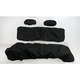 Black Seat Cover - 0821-0995