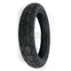 Front Durotour RS-310 100/90H-16 Blackwall Tire - 302210