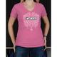 Womens Pink Ribbon T-Shirt