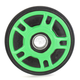 Green Idler Wheel w/Bearing - 04-0562-21
