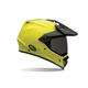 Hi-Vis Yellow/Black MX-9 Adventure Helmet