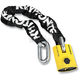 3 ft. New York Legend Chain and New York Padlock - 720018-999508