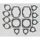 2 Cylinder Full Top Engine Gasket Set - 710060A