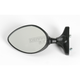 Black Universal Oval Mirror - 0640-0294
