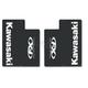 Kawasaki Full Wrap Carbon Fiber Fork Shield - FX06-38124