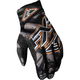 Charcoal Strike Cold Cross Race Gloves