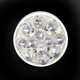 Red Type 1156 Single-Circuit LED Bulb - 4815