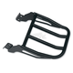 2-Up Backrest Matte Black Luggage Rack - MWL-165B