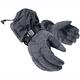 Black Textile Gloves