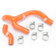 Orange Radiator Hose Kit - 1902-0498