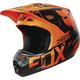 Orange Union V2 Helmet