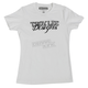 Womens White Hollywood T-Shirt