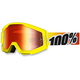 Sunny Days Strata Goggle w/Red Mirror Lens - 50410-029-02
