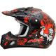 Black FX-17 Zombie Helmet