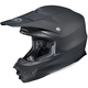 Matte Black FG-X Helmet