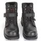 Black Trekker Boots