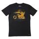 Black Peter Fonda Highway T-Shirt