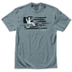 Heather Gray Peter Fonda T-Shirt