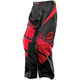 Red/Black Over the Boot Rockstar Pants