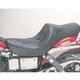 SaddleHyde King Seat w/o Driver Backrest - 83G5HFJ