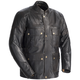 Lawndale Black Leather Jacket