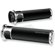 Chrome Slot Track Fusion Grips - 07-300