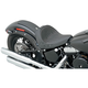 Flame Solo Seat w/Optional EZ Glide Backrest System - 0802-0785