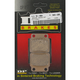 Standard Sintered Metal Brake Pads - DP817