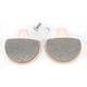 Sintered Metal Brake Pads - 1721-1355