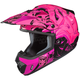 Pink/Black CS-MX 2 Graffed MC-8 Helmet