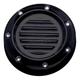 Black Dimpled Dipstick Cover - C1185-B