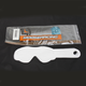 Clear Qualifier Tear Offs - 50 Pack - 2602-0603