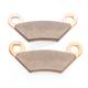 Double-H Sintered Metal Brake Pad - FA475R