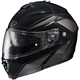Black/Gray IS-MAX II MC-5 Elemental Modular Helmet