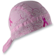 Breast Cancer Flydanna Headwrap - ZBC05