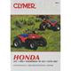 Honda ATV Repair Manual - M311