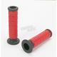 Red/Black Cush Grips - S10CHR
