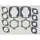 Engine Full Top Gasket Set/2  Cylinder - 710063E