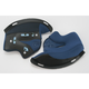 Blue Cheek Pad Set for RPS-10 Helmets