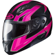 Fuschia/Black/Gray CL-Max 2 Ridge Helmet