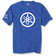 Royal Blue Yamaha 2D Tuning Fork Premium T-Shirt