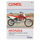 Honda Repair Manual - M222