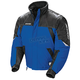 Blue/Black/Silver Storm Snowmobile Jacket