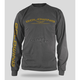 Charcoal Goldwing Long Sleeve T-Shirt