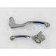 Competition Lever Set w/Blue Grip - 0610-0044