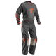 Charcoal/Orange Phase Off Road Grey Out Jersey