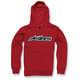 Red Decal Hoody